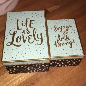 Motivational Boxes